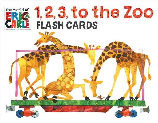 1, 2, 3 to the Zoo Train By Carle, Eric